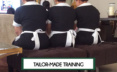 London Academy for Household Staff Tailor Made Training