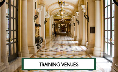London Academy for Household Staff Training Venues